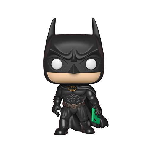 Funko- Pop Figura de Vinilo: Held 80th-Batman (1995) Coleccionable, Multicolor (37254)