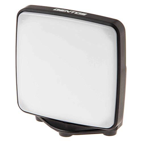 GENTOS(ジェントス) LED ランタン USB充電式 【明るさ450-1300ルーメン/実用点灯2.5-5時間/3色切り替え/耐塵/耐水】 専用充電池使用 ANSI規格準拠