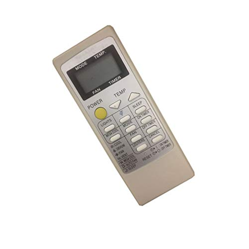 Easy Replacement Remote Control Suitable for Sharp CV-P10PC-D CV-P10PC-R CV-P09LX AC Air Conditioner