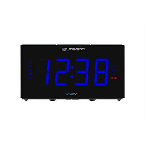 Emerson Smartset Sound Therapy Alarm Clock...