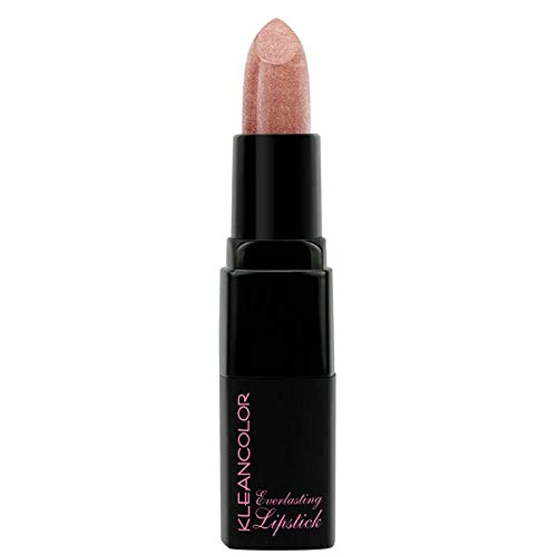多様な無声で性交KLEANCOLOR Everlasting Lipstick - Iced Brandy (並行輸入品)
