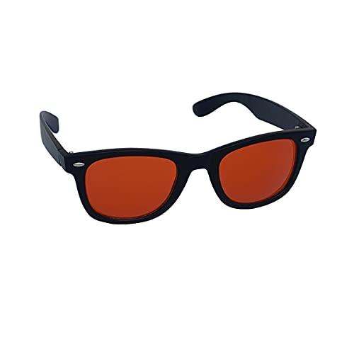 CxSD Farbblinde Brillen erhöhen die Farbe, geeignet für rotgrüne Farbblindheit und schwache Menschen