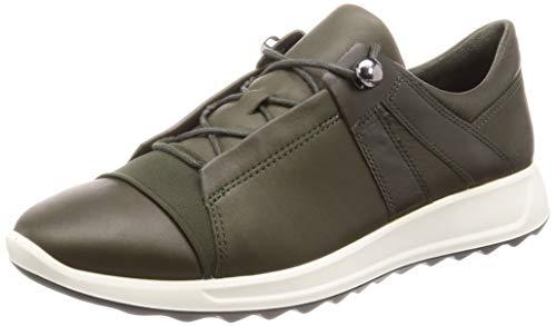 ECCO Damen Flexure Runner II Sneaker, Grün (Deep Forest/Deep Forest 58187), 39 EU