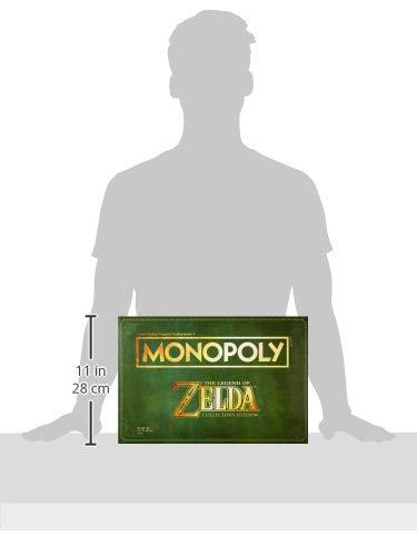Monopoly: La Légende Zelda (Legend of Zelda) édition de collection - 5