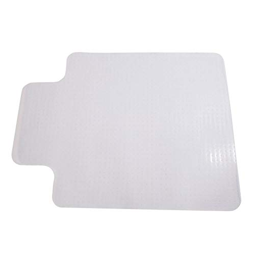 Floor Chair Transparent Mat 90 X 120 X 0.2cm Top-Grade PVC Home-use Protective Mat Uneasy to Slip