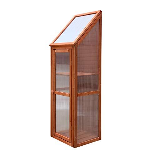 Garddiun - Serra in legno/policarbonato Wooden