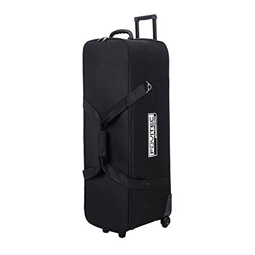 FOVITEC Tasche für Fotografie Fotostudio On Location schießt Tragetasche für Kamera und Lichttechnik 91 x 30 x 30cm