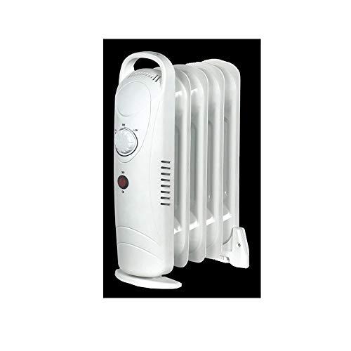 Mini Global radiator, 2 snelheden, vermogen 500 W, kachel met draaggreep