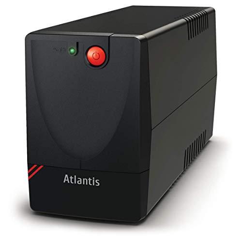 Atlantis UPS X1000, Potenza 750VA, 375W, Line Interactive, A03-X1000