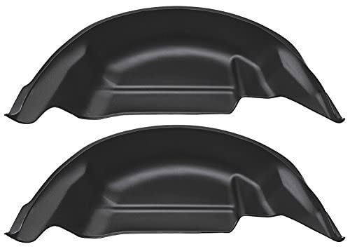 Husky Liners 79121 Black Wheel Well Guards Rear Wheel Well Guards Fits 2015-2019...