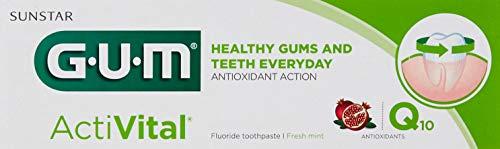 Gum Activital Tandpasta, 75 Ml
