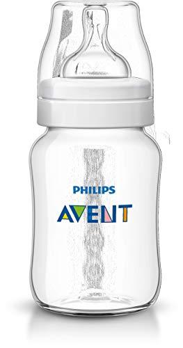 Mamadeira 260 ml Clássica, Philips Avent, Transparente