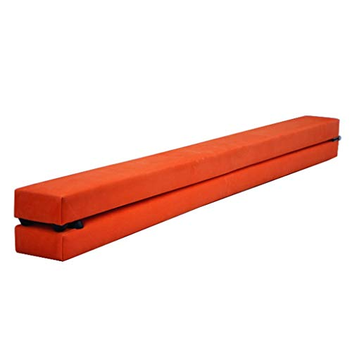 Lowest Price! Training Equipment 7FT Folding Gymnastics Training Balance Beam for Home Gym Training ...
