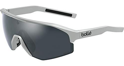 bollé BS014003 Lightshifter XL Sunglasses, Silver Matte - Volt+ Cold White Cat 4