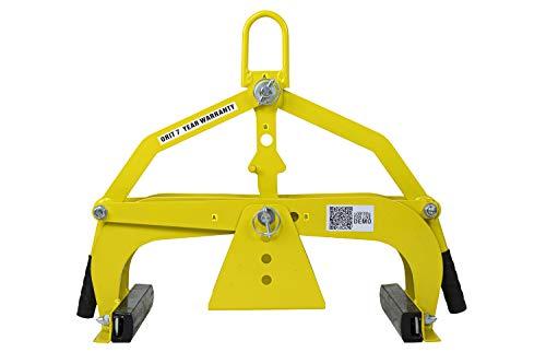 ORIT Abrazadera De Elevación Smart Grip - Profundidad De Sujeción 140 mm - Alcance 10-420 mm - Carga Máxima 550 kg