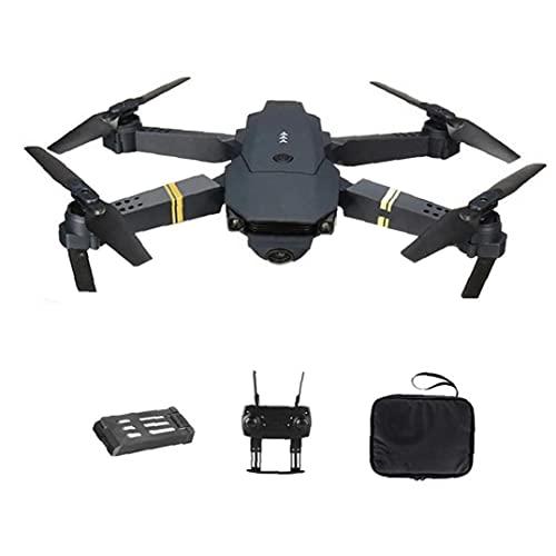 Drone Quadcopter E58 WiFi FPV Mini Quadcopter 4K Camera pieghevole Drone supporto di ritorno automatico con 1Batteries di squisita fattura,