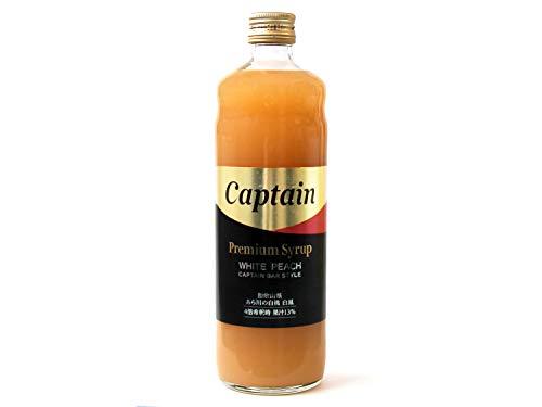 キャプテン・プレミアム あら川の白桃・白鳳