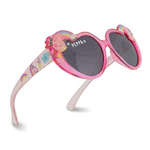 Peppa Pig Sonnenbrillentaschen & Accessoires Synthetikmaterial Sonnenbrille Pink – Einheitsgröße
