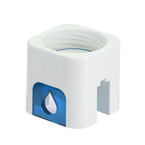 Pssopp Aquarium Auto Wasser Nachfüllfüller Auto Water Filler Controller Aquarium Kunststoff Schwimmerventil Aquarium Automatische Wasserversorgung Gerät Set für Aquarim Fishtank(blau)