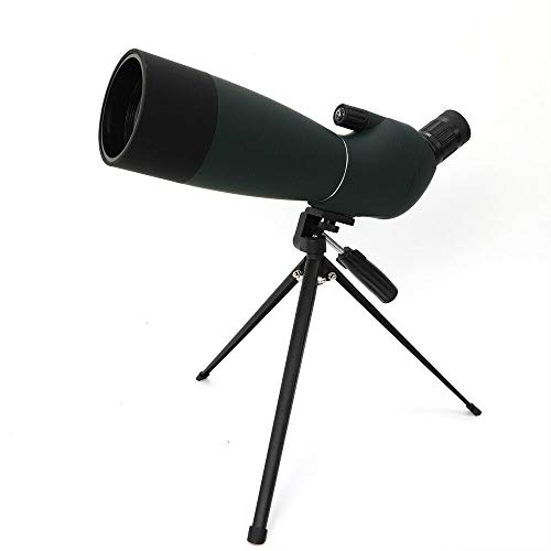 Affordable BoTaiDaHong 25-75x70 Waterproof Spotting Scope with Tripod Monocular Telescope Anti-Fog f...