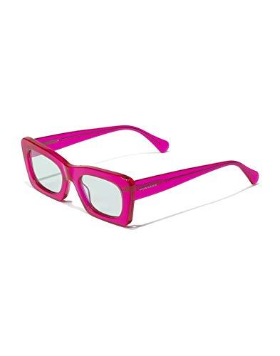HAWKERS Lauper Gafas de sol, Rosa, One Size Unisex Adulto