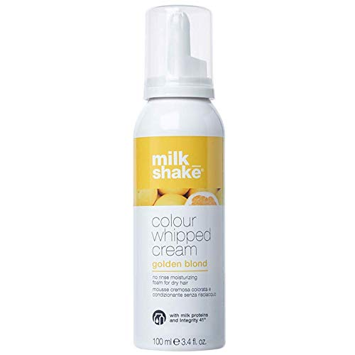 milk_shake colour whipped cream golden blond 100ml.