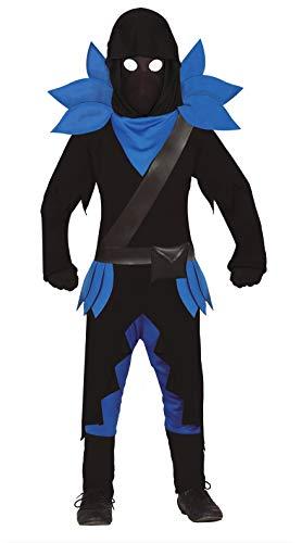 Fiestas Guirca Costume Guerriero Oscuro Videogames Bambino