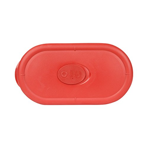 Pyrex 8300-VPC 2 Cup Oblong Red Vented Lid
