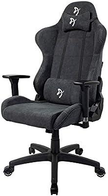 Arozzi TORRETTA-SFB-DG Computer Gaming/Office Chair, Dark Grey