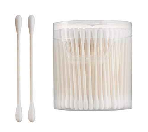 Coton-tige à double tête maison coton-tige coton-tige (200pcs) -White