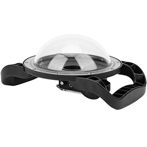 T opiky 45 m Kamera-Tauchabdeckung, 45 m 180 ° -Betrachtung Kameraobjektiv-Tauchen Wasserdichtes Unterwasserkuppelgehäuse Gehäuse Unterwasserschutz für OSMO