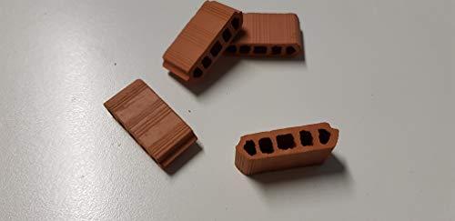 Bricks Ref.02030 BOVEDILLA Dimensions mm 15x30x8 Pieces 15 Domus Kits,Ladrillos,MATTONCINI,BRIQUES,ZIEGEL