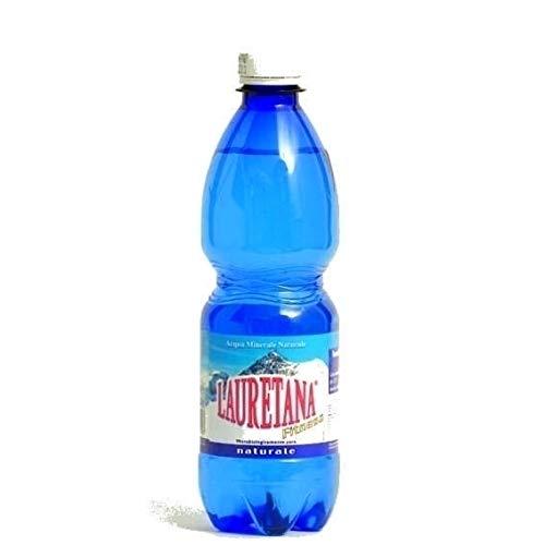 ACQUA LAURETANA NATURALE 0.500 lt. a perdere - Pacchi da 24 bottiglie