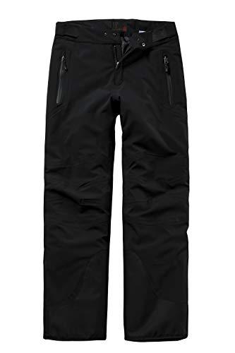 JP 1880 Herren große Größen bis 7 XL, Skihose, Schneehose, sportlicher Schnitt, Winddicht, wasserabweisend schwarz XL 705679 10-XL