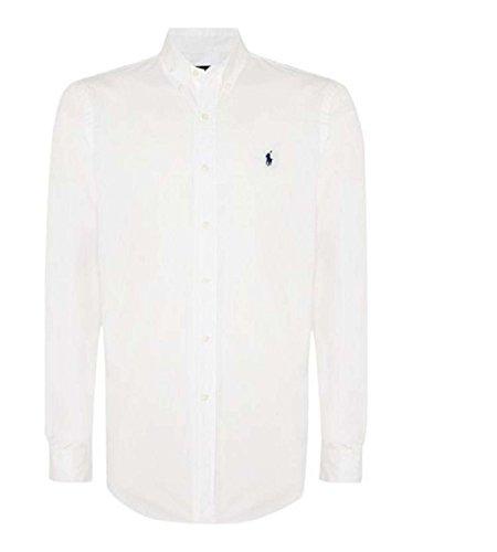 Polo Ralph Lauren C22PQ A11DD Camicie Uomo Bianco 15/