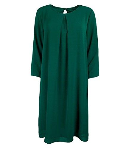 Ada Gatti Vestido Verde