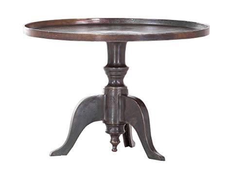 Gutmann Mesa Auxiliar, Metal, marrón, 0