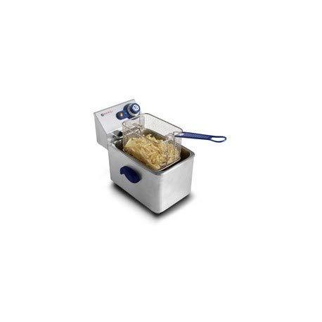 Friteuse professionnelle électrique - 4 L - sans robinet de vidange - L2G -