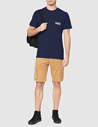 Vans Otw Classic T-Shirt, Vestito Blues-bay, M Uomo