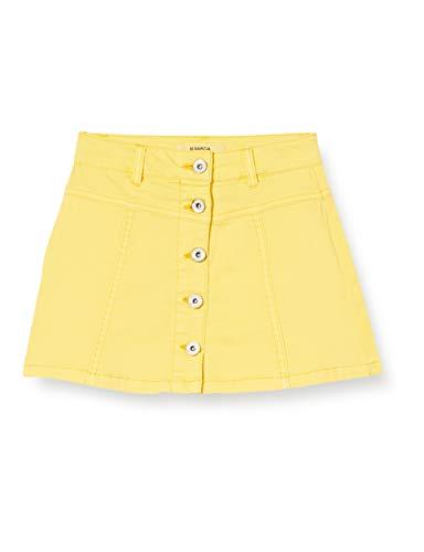 Garcia Kids Mädchen O02530_8751 (164) Rock, Gelb (Yellow Dust 2570), (Herstellergröße: 140)