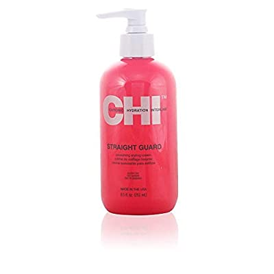 CHI Straight Guard Smoothing Styling Cream, 8.5 FL Oz