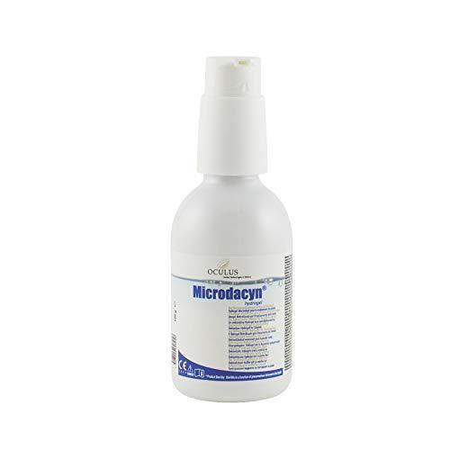 Microdacyn 60 Hydrogel 120g I Elektrolysiertes Hydrogel für Wundbehandlung I Gelspender