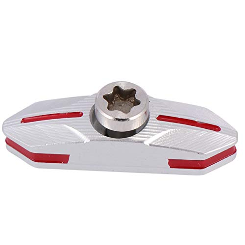 CLISPEED Golf Putter Schrauben Golf Gewichtsschraube Edelstahl Ersatzschraube Gewichtsschraube Zubehör für Golf Ersatz 4G
