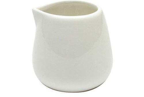 Maxwell & Williams White Basics Piccola caraffa per Latte Senza Manico, Porcellana