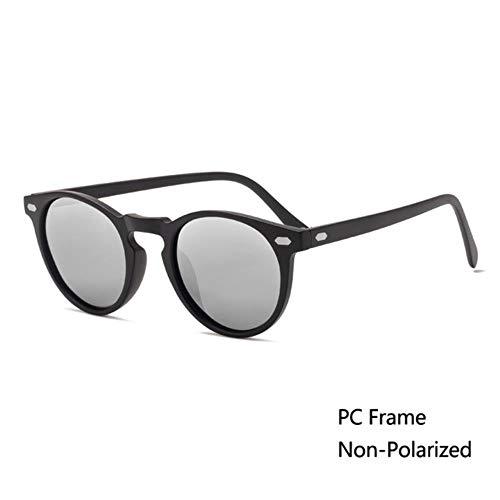 FORHOME Mode Mannen Gepolariseerde Zonnebril Vrouwen Ronde TAC Lens Frame Merk Rijden Zonnebril Oculos De Sol