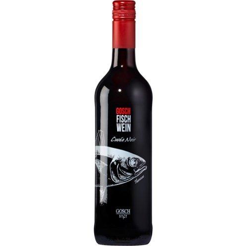 Gosch Fisch Wein Cuvee Noir trocken 12,5% vol. 750 ml