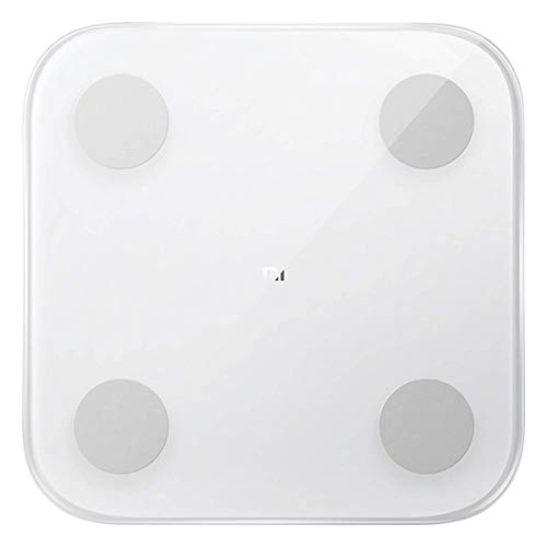 Xiaomi Mi Smart Body Fat Scale 2 Bluetooth 5.0 Waage Monitor Display LED