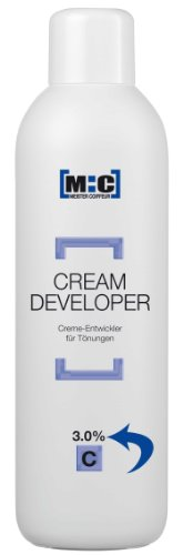 Comair M:C Cream Developer 3.0 C 1000 ml