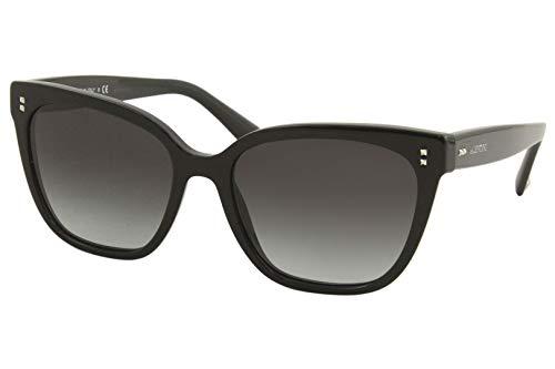 Valentino sonnenbrille VA4070 50018G schwarz grau größe 55 mm frau