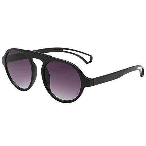 Preisvergleich Produktbild JJCDKL Outdoor Sport Radfahren Sonnenbrille Polarisierte Sonnenbrille Frauen Round Frame Motorrad Camping Wanderbrille Brille